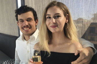 Phoebe Garrett and boyfriend Daniel Barnfield have been saving for a deposit to purchase their first home.