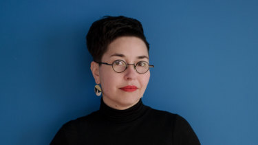 NAVA executive director Esther Anatolitis.