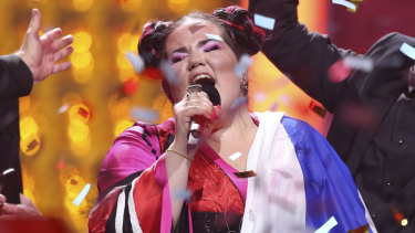 Israel's Netta won the 63rd annual Eurovision Song Contest.