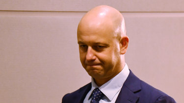 Tough stance: NRL CEO Todd Greenberg has put unscrupulous player agents on notice.