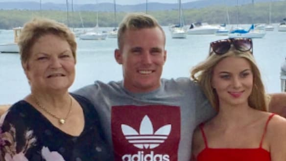 Gold Coast road rage victim had taken on late step-father's role supporting family