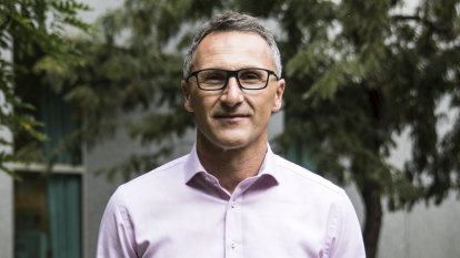 Richard Di Natale and the Greens' moment of truth