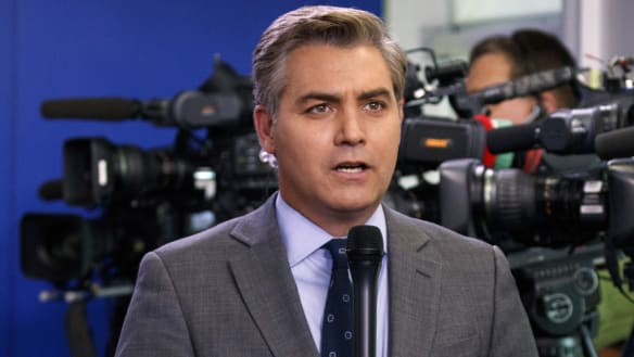 Fox News backs CNN over Trump in Acosta legal fight