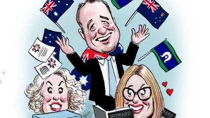 MPs fly the flag – and we pick up the tab