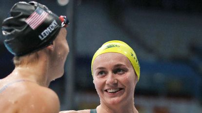 'It's been an honour': How Ledecky, Titmus beguiled the world in Tokyo