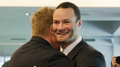 Cordner resignation shows the way for NRL