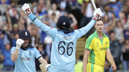 Ashes lessons to be learnt from Australia's meek World Cup exit