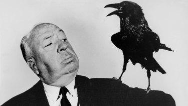 In 1962, the legendary filmmaker Alfred Hitchcock.