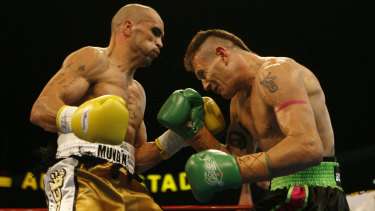 Mundine-Green broke pay-per-view records in 2006.
