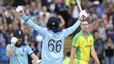 Australia's crushing World Cup loss to England could prove beneficial to their Ashes campaign.