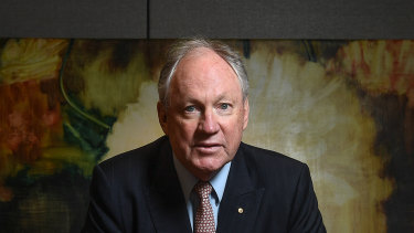 Rod Eddington has worked for some of the world's biggest private companies.