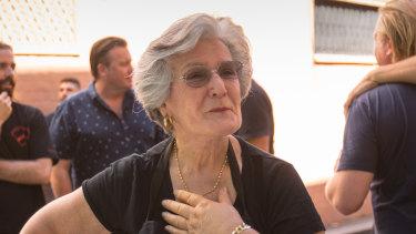 Lucia D'amico will make Sisto Malaspina's favourite chocolate plum cake.