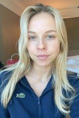 Estonia's Anett Kontaveit is one of 72 Australian Open tennis players in hard hotel quarantine.