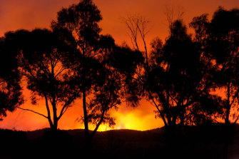 The Black Saturday bushfires followed a period of drought and extreme heat.