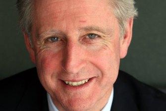 Former APRA chairman Jeff Carmichael.