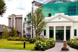 Coppin Centre Royal Freemasons aged care.
