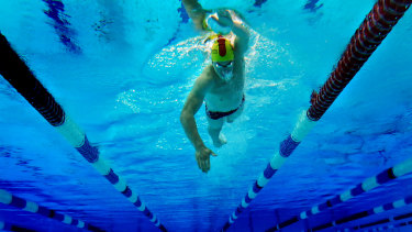 The University of Canberra swim club will be run out of the AIS.
