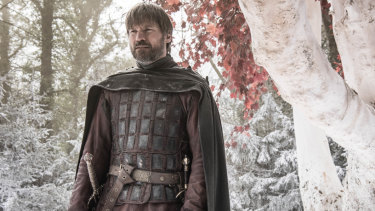 Jaime Lannister, the Don Draper of Game of Thrones.