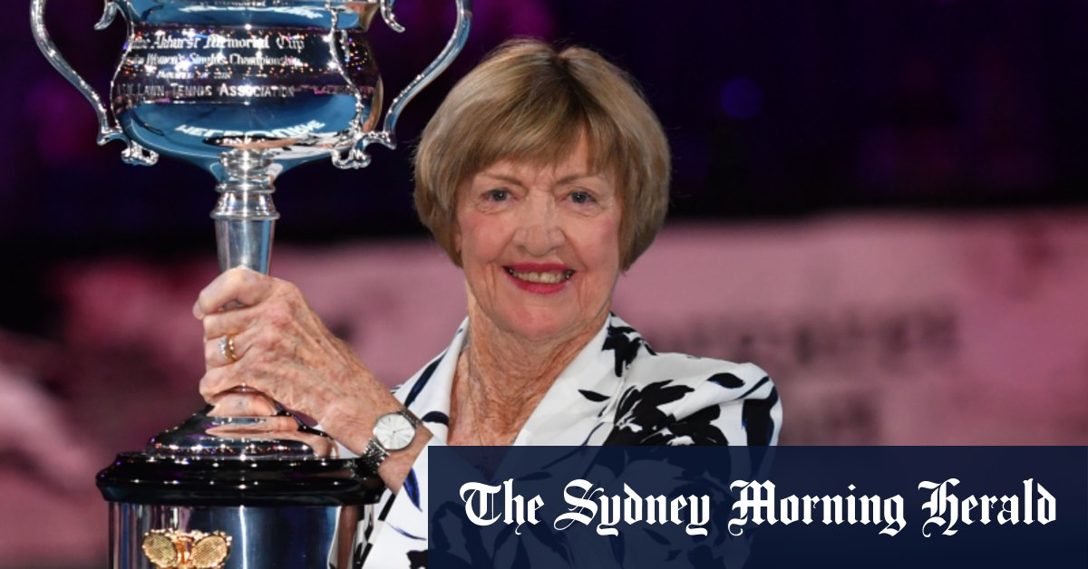 Margaret Court to be recognised in Australia Day honours – Sydney Morning Herald