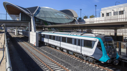 Opening day for Sydney's new metro trains to be free for passengers