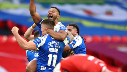 Rhinos claim Challenge Cup glory but face fines for non-compliant celebrating