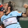 NRL's top eight decided: Sharks' Rudolf taunts Warriors ... again