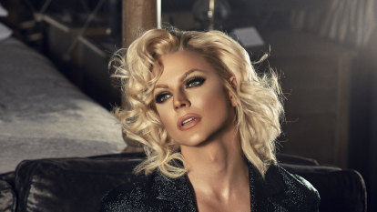 'How good does it get?': Courtney Act lands major role in STC's upcoming season