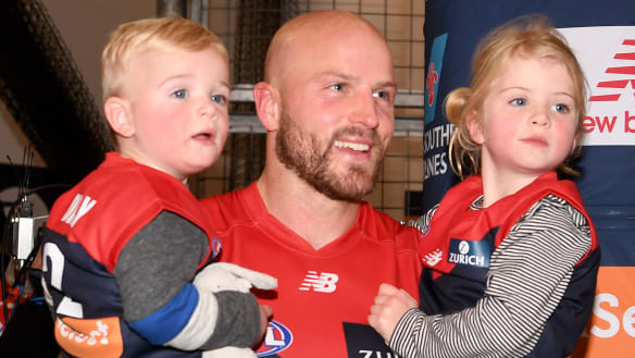 Nathan Jones reaches a century and prepares to dig in