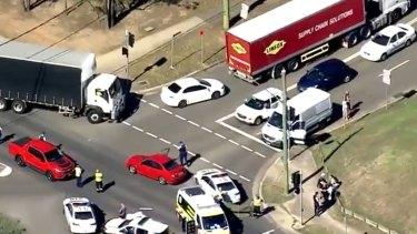 Lacinda King was killed in a truck crash in western Sydney.