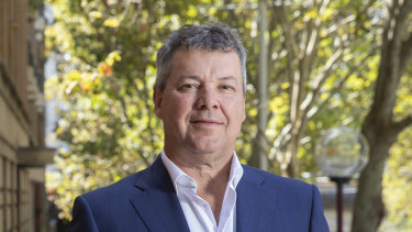 Bluescope chief executive Mark Vasella.