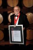 Kevin Sobles with Living Legend award.