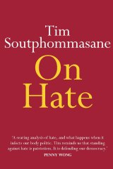 On Hate suggests Australia is vulnerable to racism by virtue of being so defensive about it.