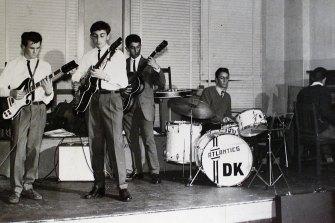 The Atlantics, 1961.
