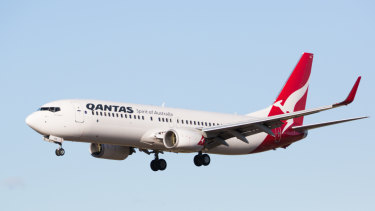 A Qantas flight attendant was sacked after drinking a quarter of a one-litre bottle of vodka during a flight from Sydney to Johannesburg last year.