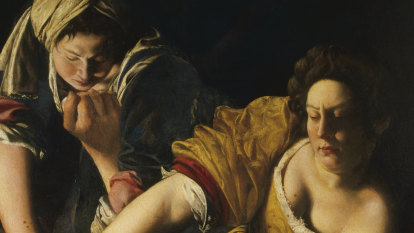The 17th century painter was a rape survivor. Was she also a feminist?