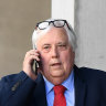 Clive Palmer gained $135m from ailing Queensland Nickel, lawyer says