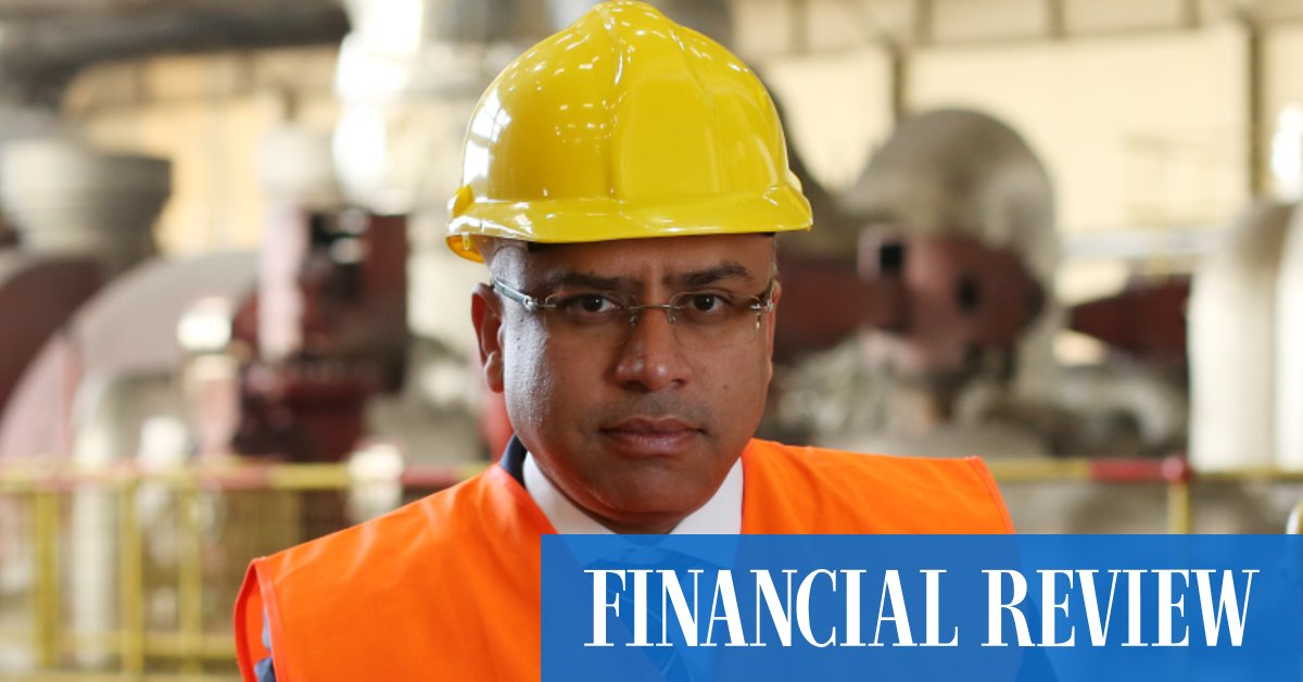 Sanjeev Gupta's GFG Alliance stops payments to Greensill – The Australian Financial Review