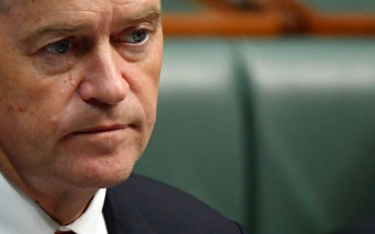 Bill Shorten seemed so obvisouly focused on the politics of every decision.