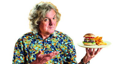 James May moves from Top Gear to occasional cook.