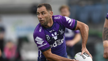 Don't hold your breath waiting for a decision on Cameron Smith's future.