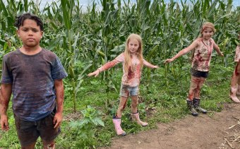 Quarantine bubbles, such as the one utilised by the cast and crew of  Children of the Corn, became part of the industry's COVID safe protocols as filming resumed.