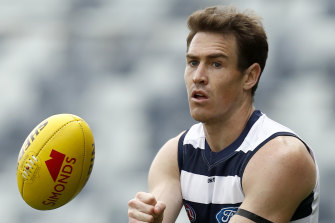 Star Geelong recruit Jeremy Cameron will not be on the flight to Adelaide on Friday afternoon.