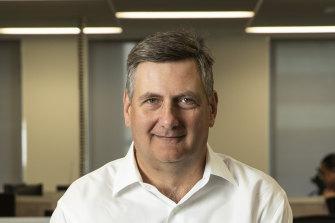 SocietyOne CEO Mark Jones