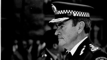 Former NSW Police commissioner John Avery has died at the age of 90.