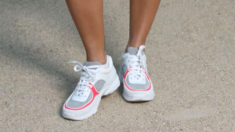 """Do flat shoes say """"I've let myself go""""?"""