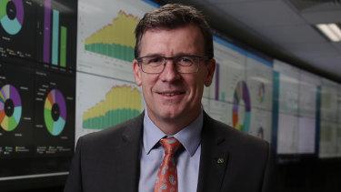 Minister Alan Tudge.