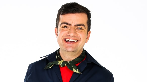 Sam Dastyari hopes to confront his demons in the South African jungle