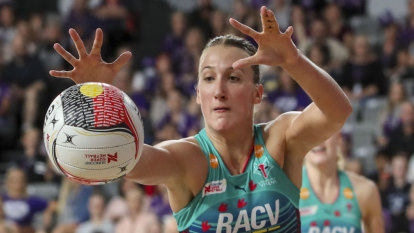 Vixens overcome Firebirds in Super Netball
