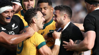 The new rules will form part of this year's Rugby Championship.