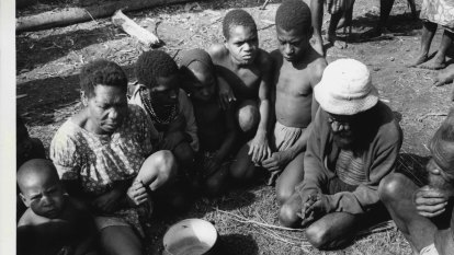 From the Archives, 1972: Australia flies food to starving PNG highlands
